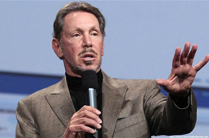 5 - Larry Ellison