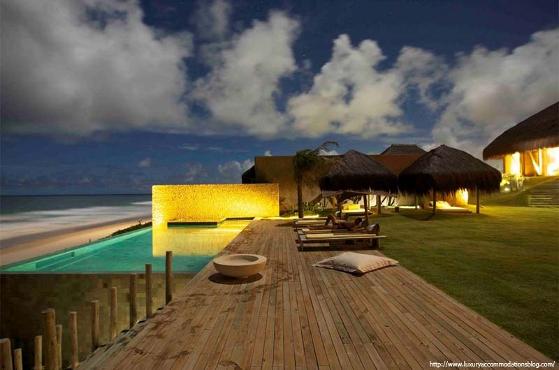 10. Kenoa Resort - Barra Mar, Brazil